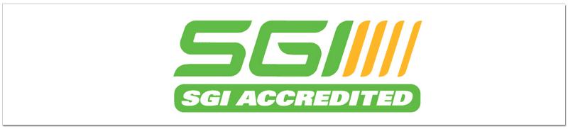 SGI Accredited Repair Centre